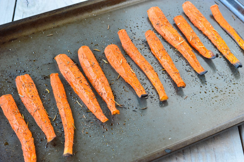 Roasted Carrots 9