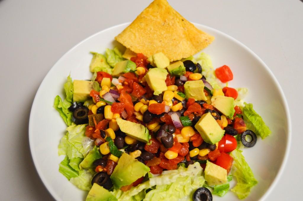 FFF Taco Salad