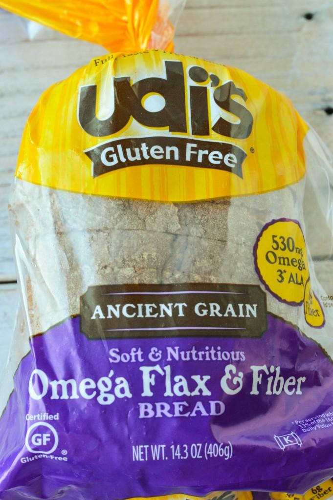 Gluten Free Bread Udis
