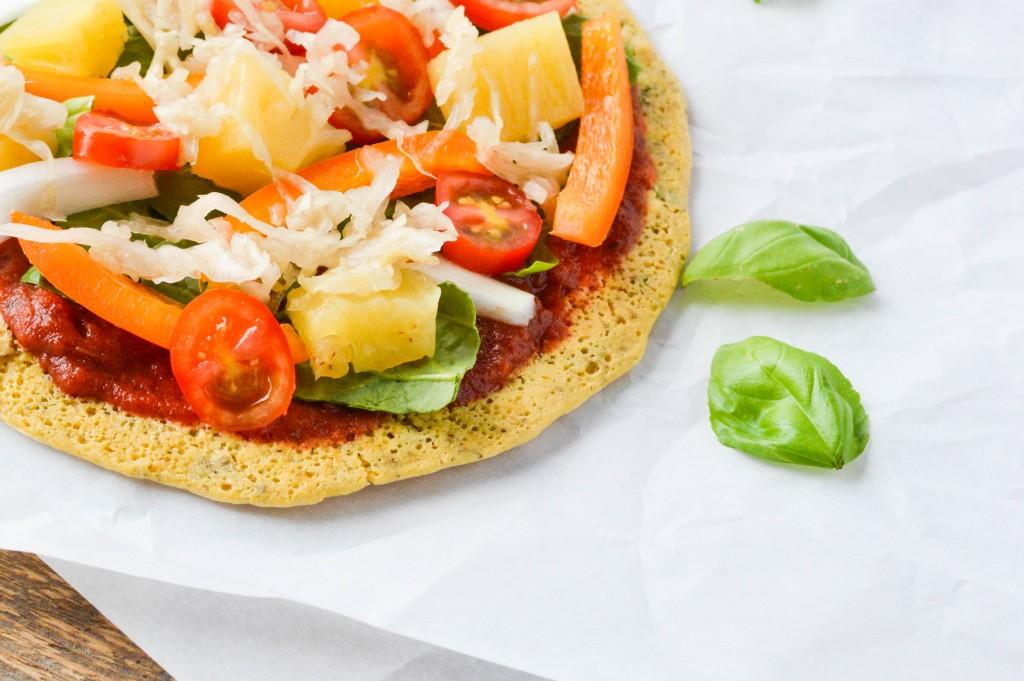 Grain-Free Pizza Crust 6