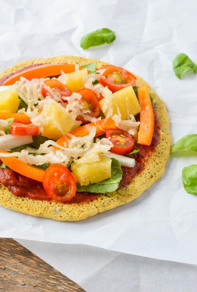 Grain-Free Pizza Crust 7