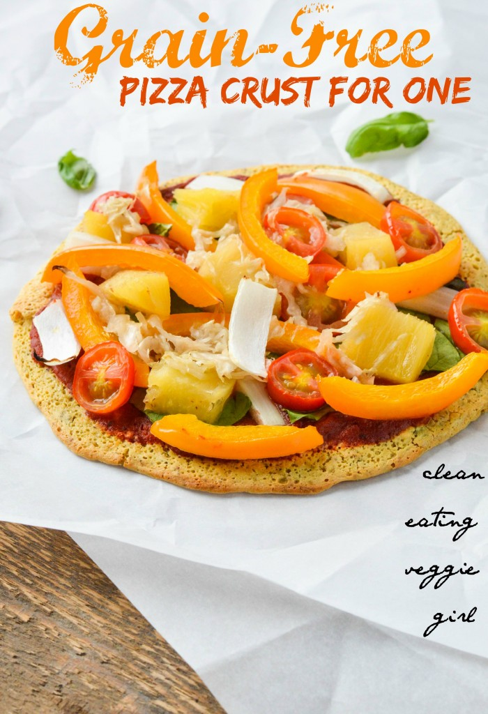 Grain-Free Pizza Crust 9 graphic