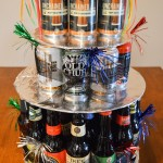How to Make Beer Bottle Cake 14