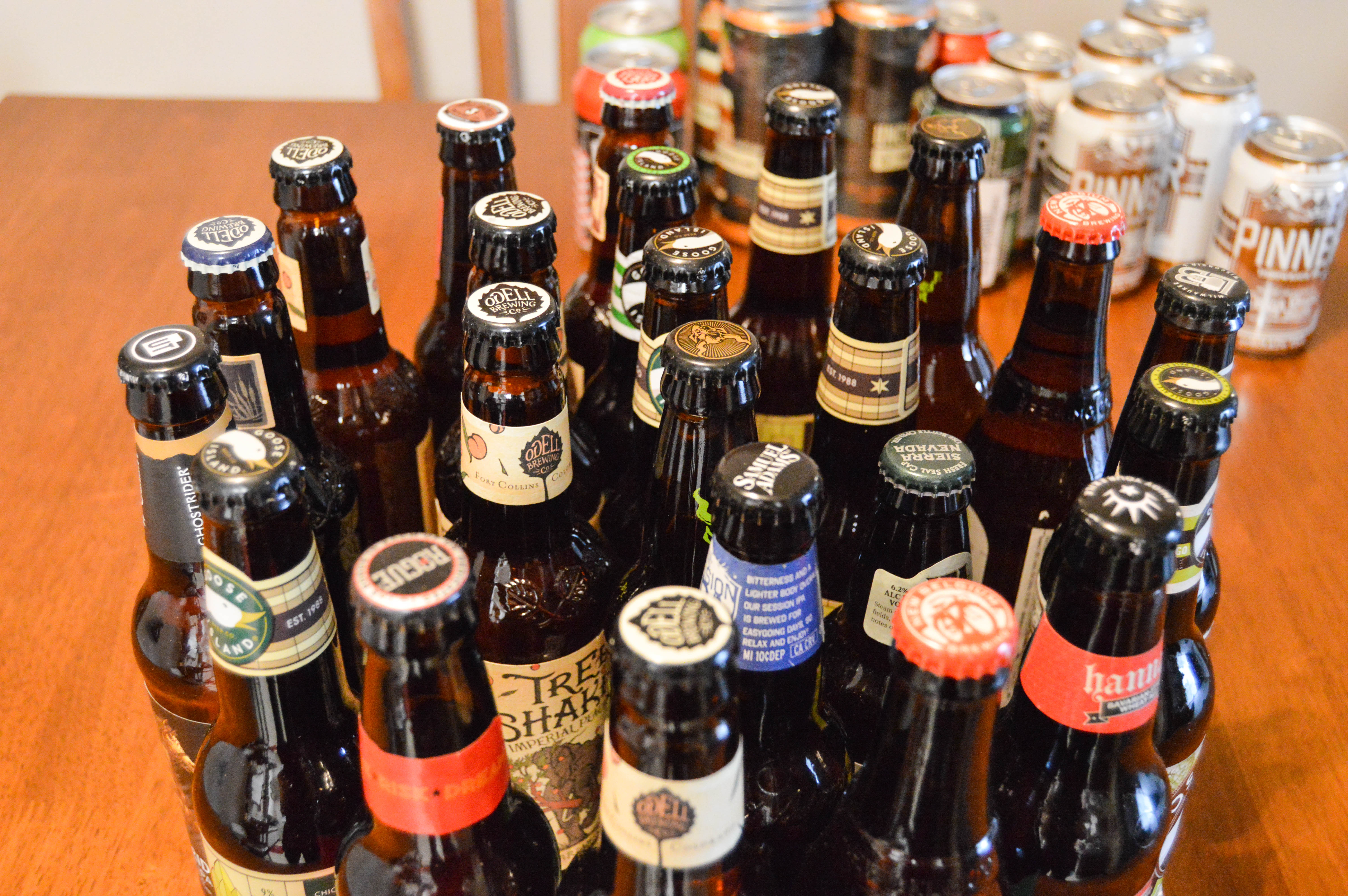 How To Make A Beer Bottle Or Can Birthday Cake