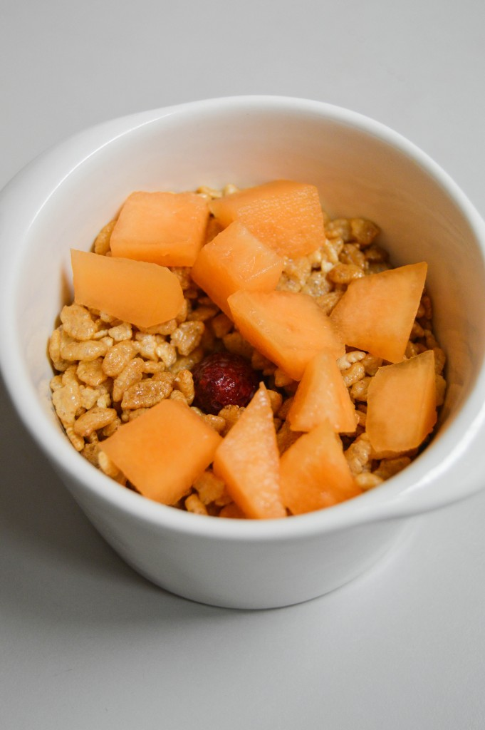 Intuitive Day Cereal with Fruit