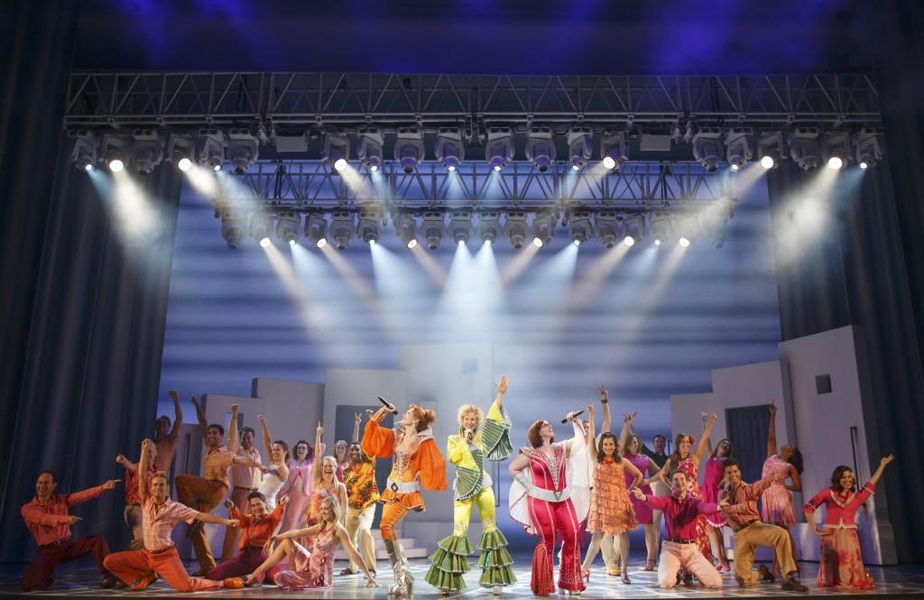 Mamma Mia Fox Theater