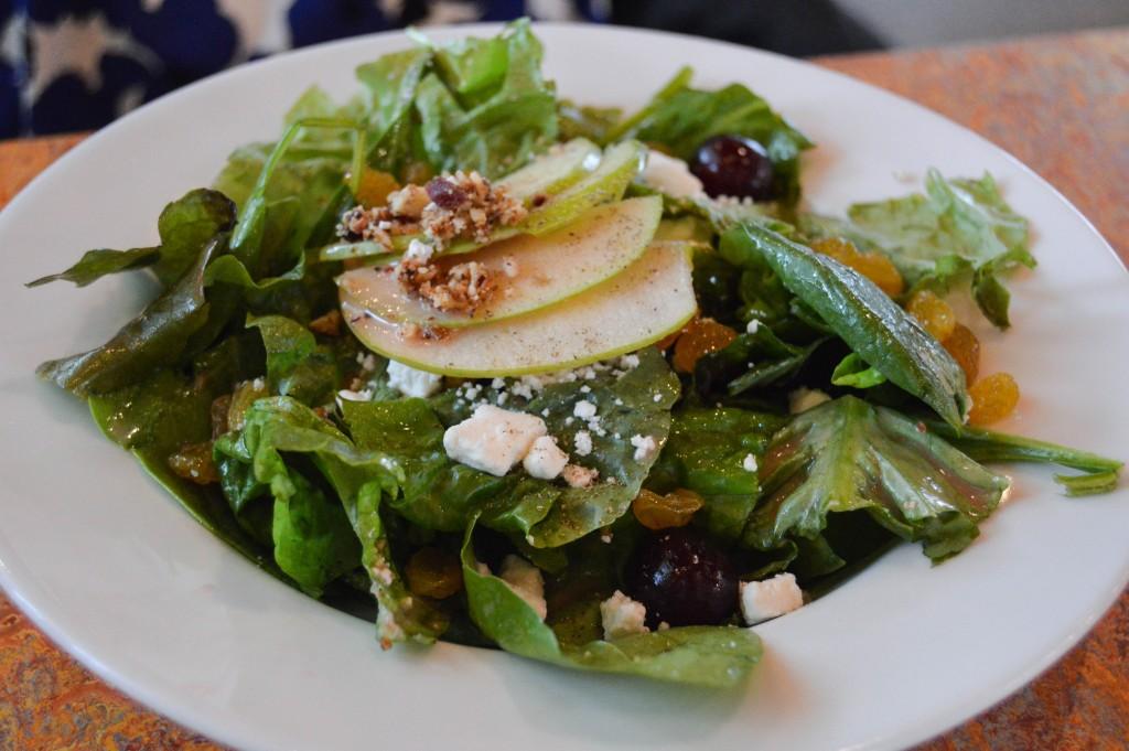 Spin Pizza Sanoma Salad