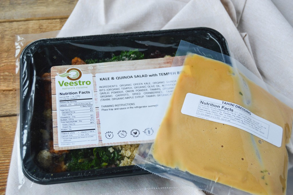 Veestro Kale Salad