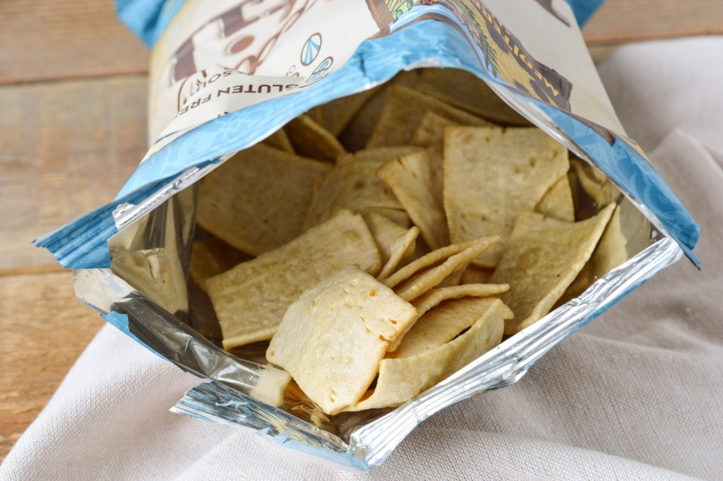 WIAW lentil chips