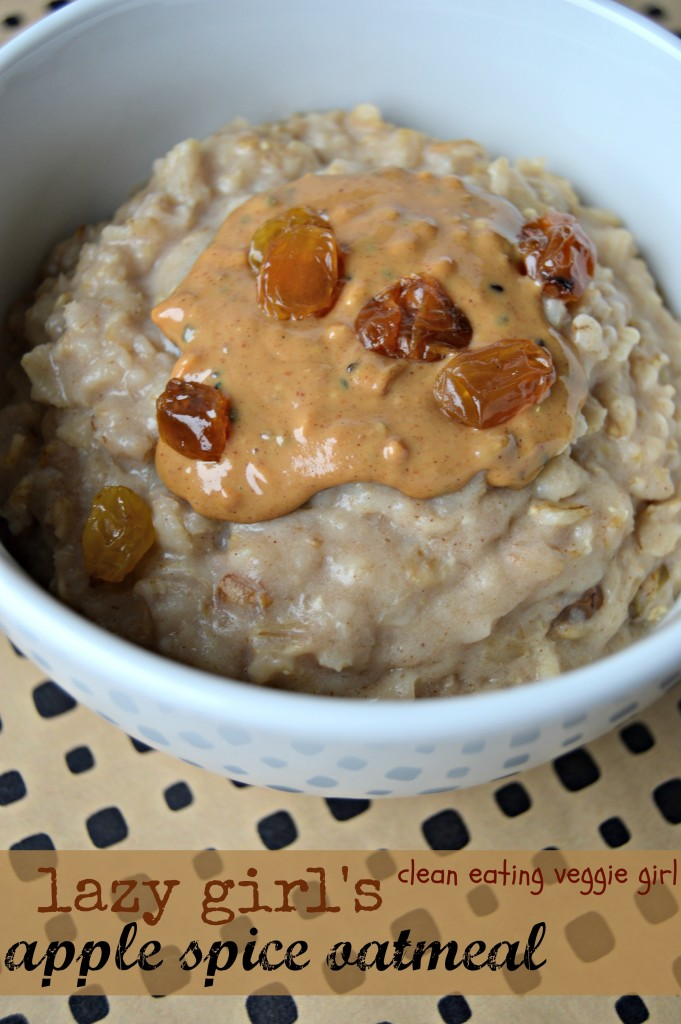 apple spice oatmeal 3