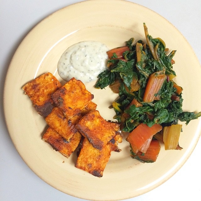 buffalo tofu instagram