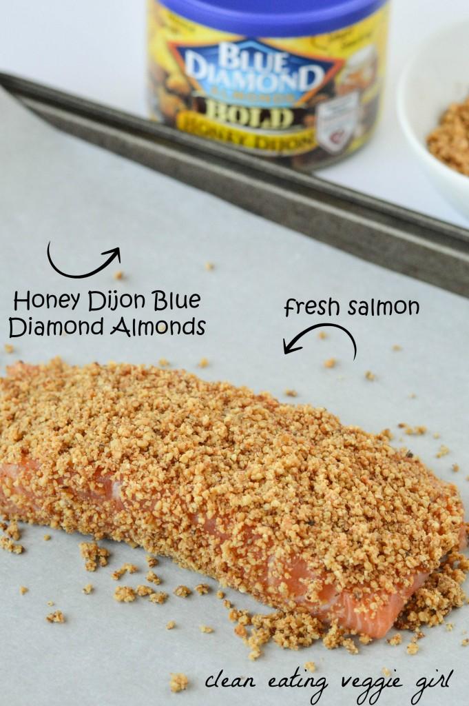 honey dijon salmon blue diamond 2