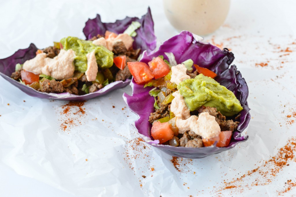 Cabbage_Shell_Beef_Tacos_Creamy_Salsa 7