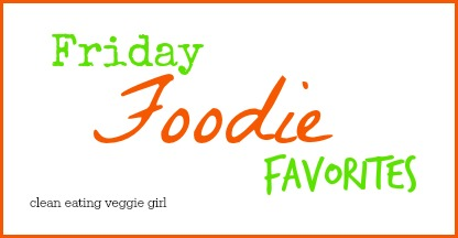 Friday Foodie Favorites Graphic