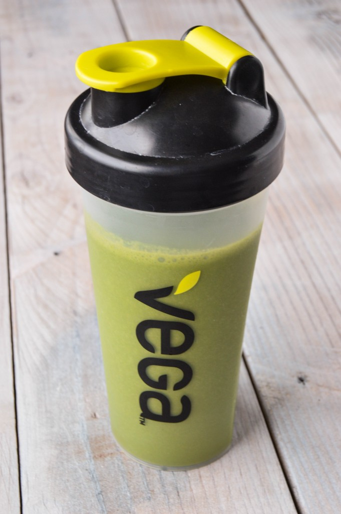 WIAW green smoothie