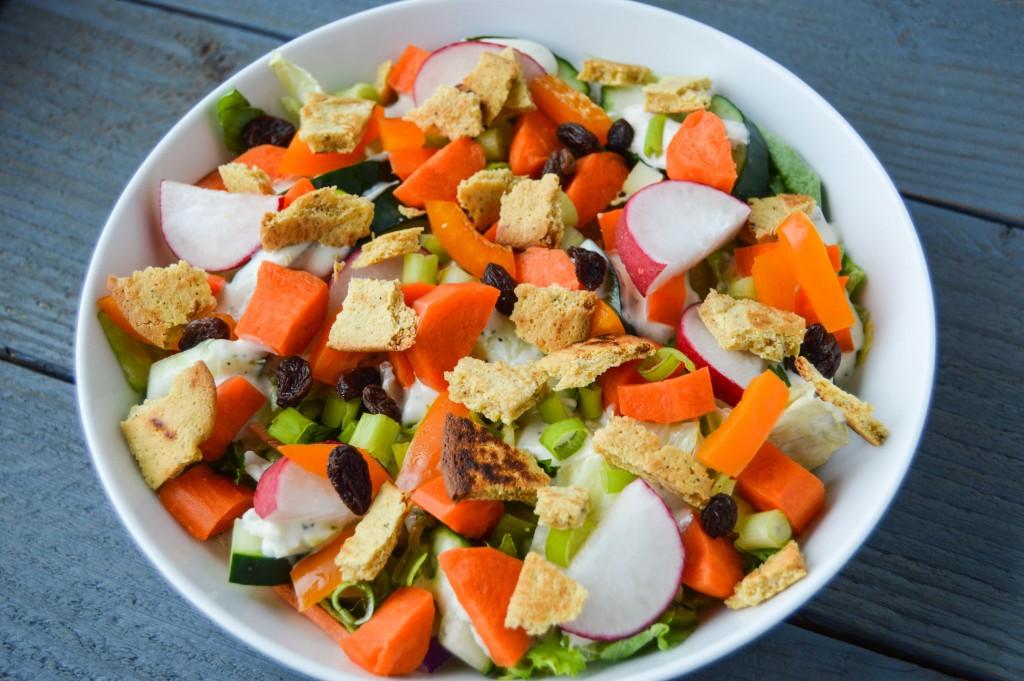 salad WIAW