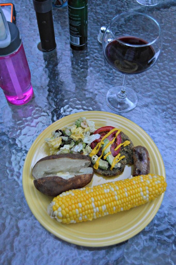 Colorado Grilling Dinner