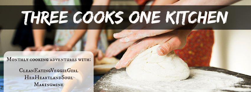 Three Cooks One Kitchen Banner