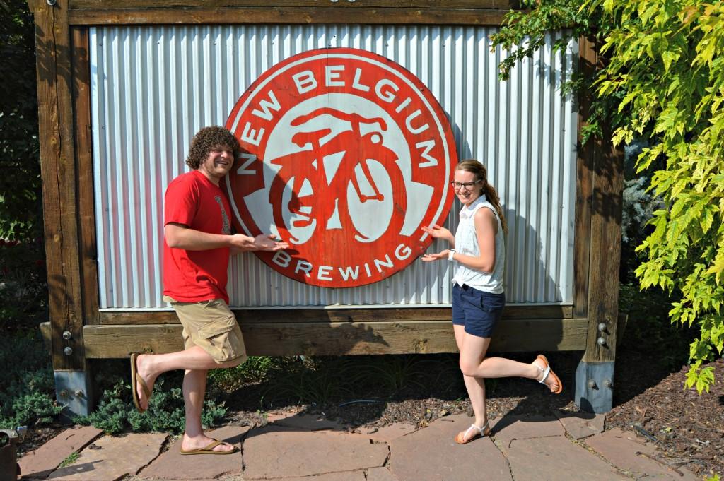 Jeremy Hannah New Belgium Brewery