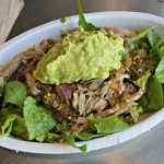 WIAW Chipotle carnitas