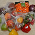 groceries produce