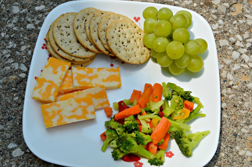 snacks for lunch