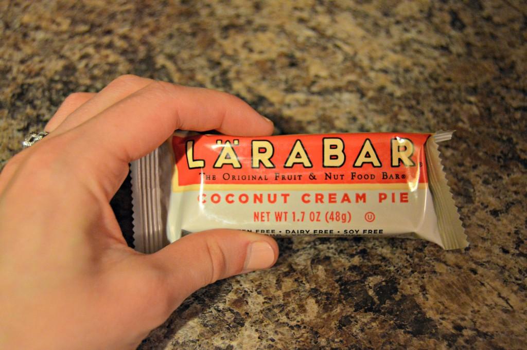 coconut cream Larabar