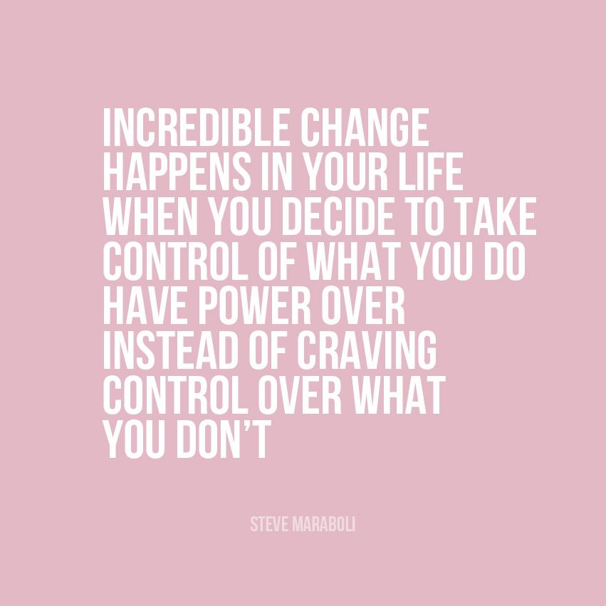 Control Quote