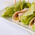 Paleo Turkey and Pickle Roll-Ups