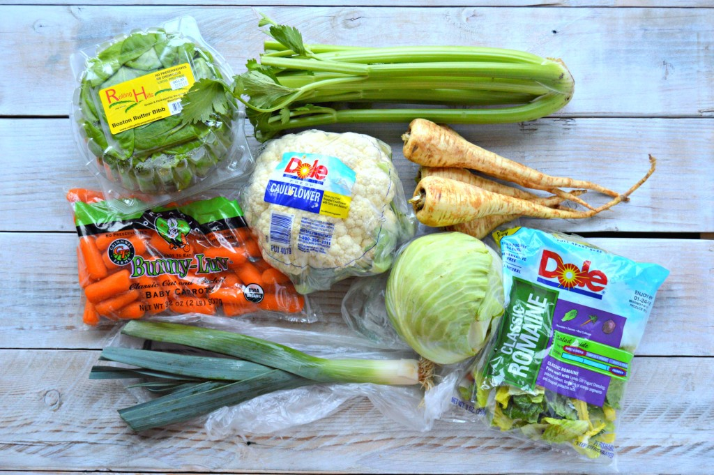 What's In My Grocery Bags #12 + Weekly Meal Plan {Paleo, Gluten-Free}