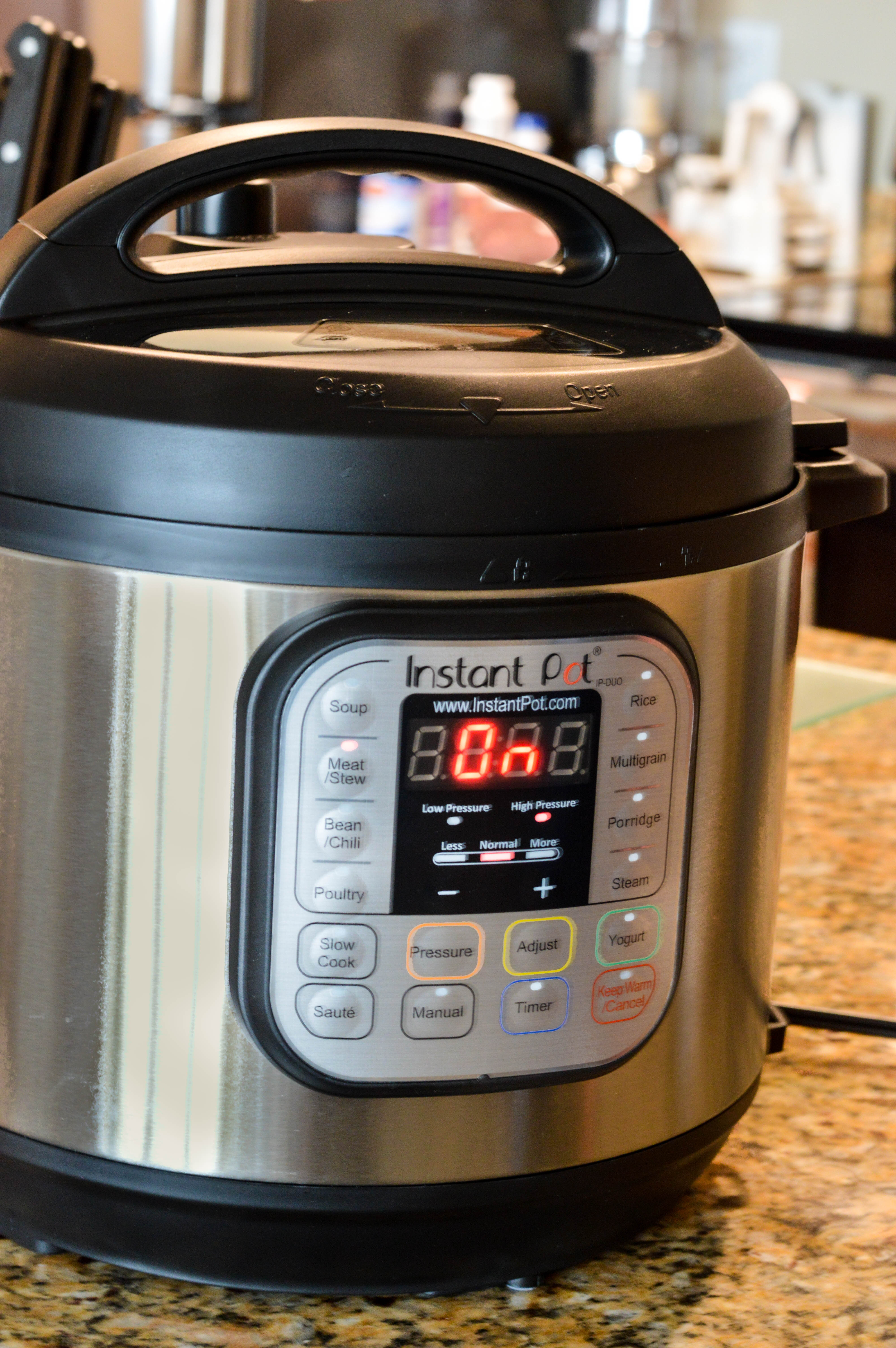 How To Cook Fresh Chicken Breasts In The Instant Pot  Cleaneatingveggiegirl
