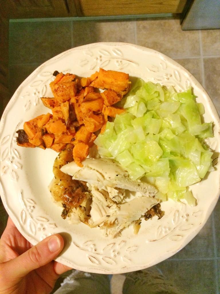 What I Ate Wednesday: January 6, 2016  cleaneatingveggiegirl.com