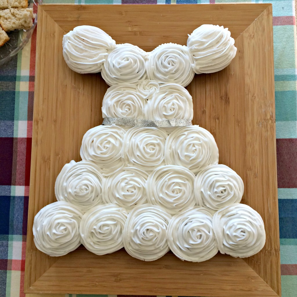 The Bridal Shower and Bachelorette Party | cleaneatingveggiegirl.com