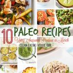 10 Paleo Recipes Using Seasonal Produce in March {Recipe Round-Up}| cleaneatingveggiegirl.com