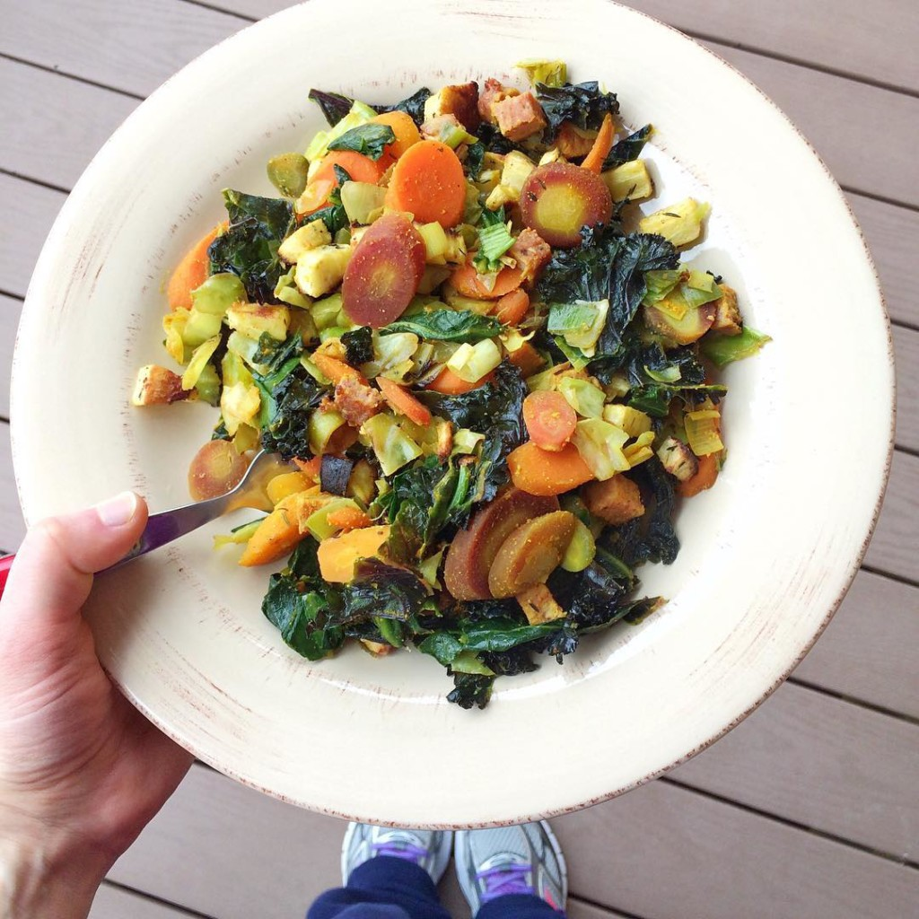 Meals and Snacks Lately {March 25, 2016} | cleaneatingveggiegirl.com