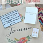 The Best Bridesmaid Gift Ideas | cleaneatingveggiegirl.com #wedding #engaged