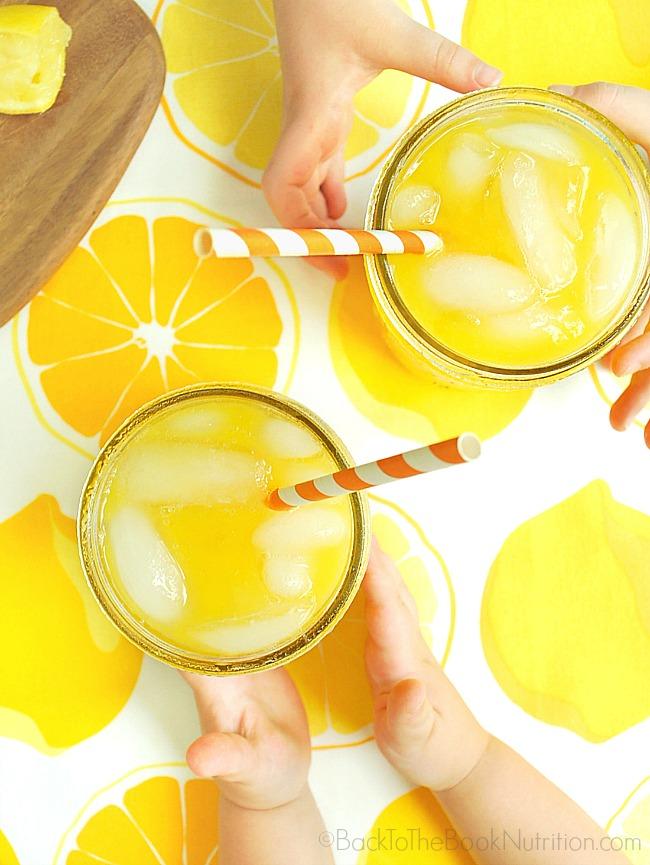 Healthier Lemonade Recipes that are perfect for Summer!   cleaneatingveggiegirl.com