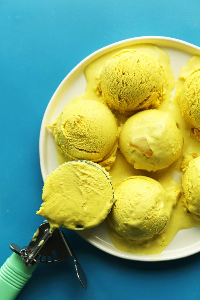 The Best Paleo Ice Cream Recipes {gluten-free, grain-free, dairy-free} | cleaneatingveggiegirl.com