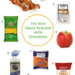 The Best Snack Pairings with Guacamole | cleaneatingveggiegirl.com