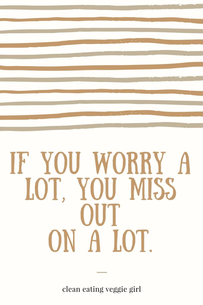 Stop Worrying About What Others Think of You with 2 simple sentences!   cleaneatingveggiegirl.com #bodypositive #selflove