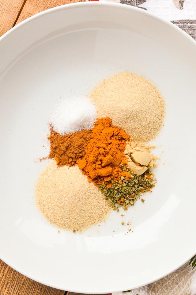 Homemade Nightshade-Free Taco Seasoning {AIP Paleo, Gluten-Free, Grain-Free, Dairy-Free, Soy-Free, Vegan} | cleaneatingveggiegirl.com