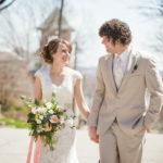 Our Wedding Day | cleaneatingveggiegirl.com