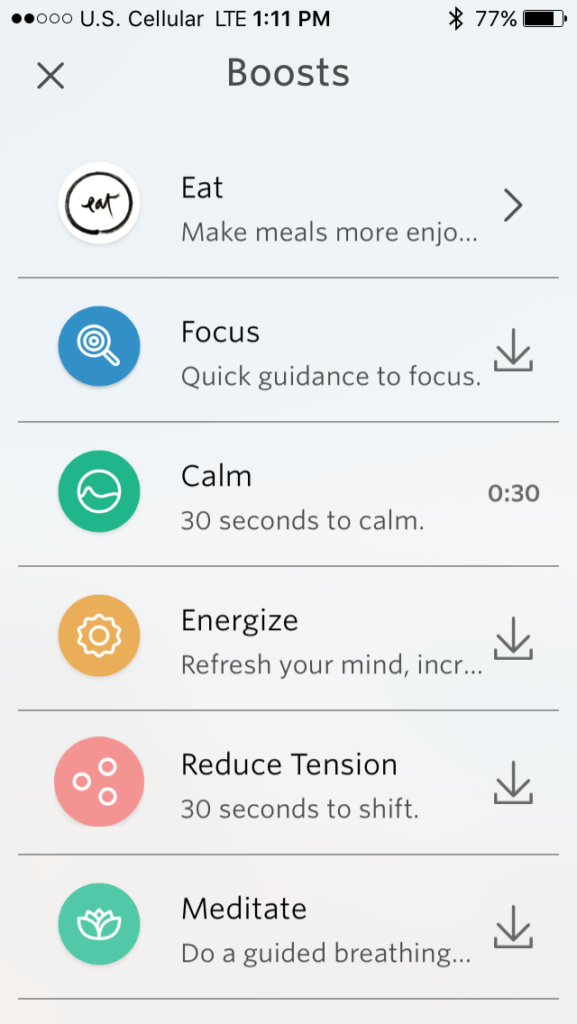 How I'm Incorporating Mindfulness into Each Day with the Spire Mindfulness + Activity Tracker | cleaneatingveggiegirl.com #ad #CG #inSpire @Spireio