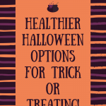 Healthier Halloween Options for Trick or Treating with plenty of allergy-friendly ideas! | cleaneatingveggiegirl.com