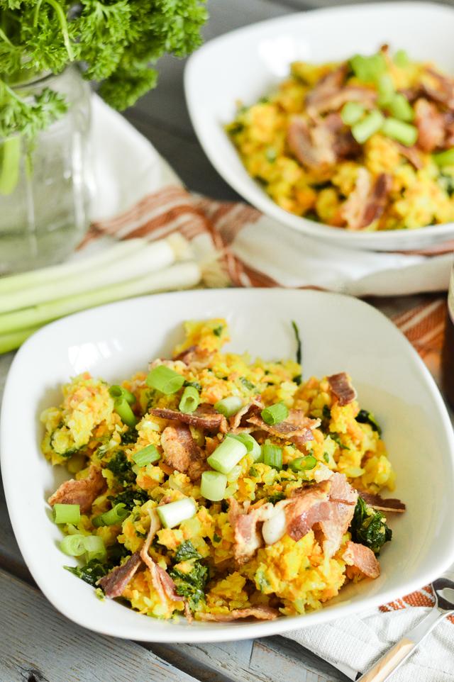 The Best Egg-Free Paleo Breakfast Hash {AIP Paleo, Gluten-Free, Grain-Free, Dairy-Free, Nut-Free, Nightshade-Free, Whole 30}   cleaneatingveggiegirl.com
