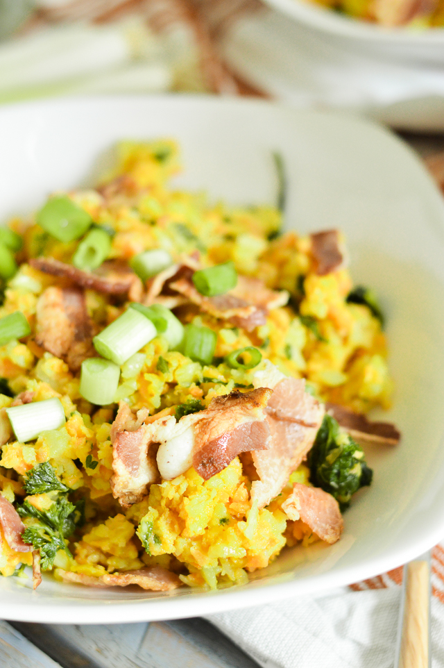 The Best Egg-Free Paleo Breakfast Hash {AIP Paleo, Gluten-Free, Grain-Free, Dairy-Free, Nut-Free, Nightshade-Free, Whole 30} | cleaneatingveggiegirl.com