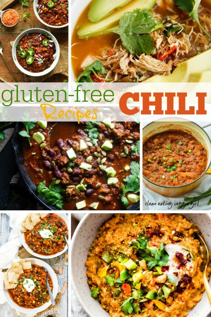 Gluten-Free Chili Soup Recipe Roundup | cleaneatingveggiegirl.com