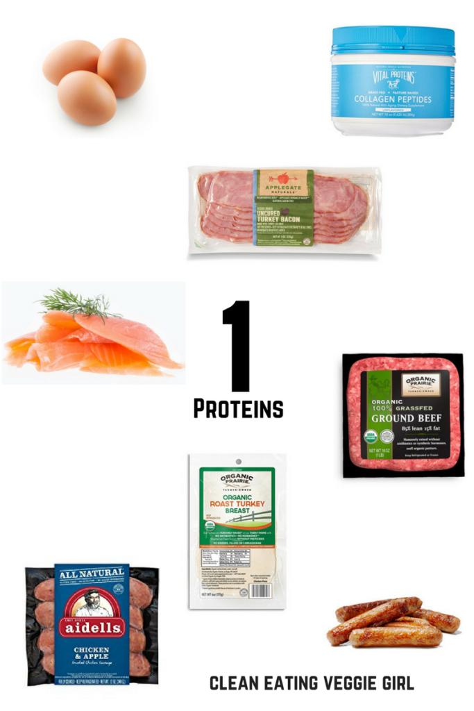 Paleo Breakfast Ideas for Meal Planning | cleaneatingveggiegirl.com #Paleo #breakfast #glutenfree