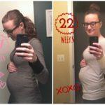 Week 22 Pregnancy Update | cleaneatingveggiegirl.com