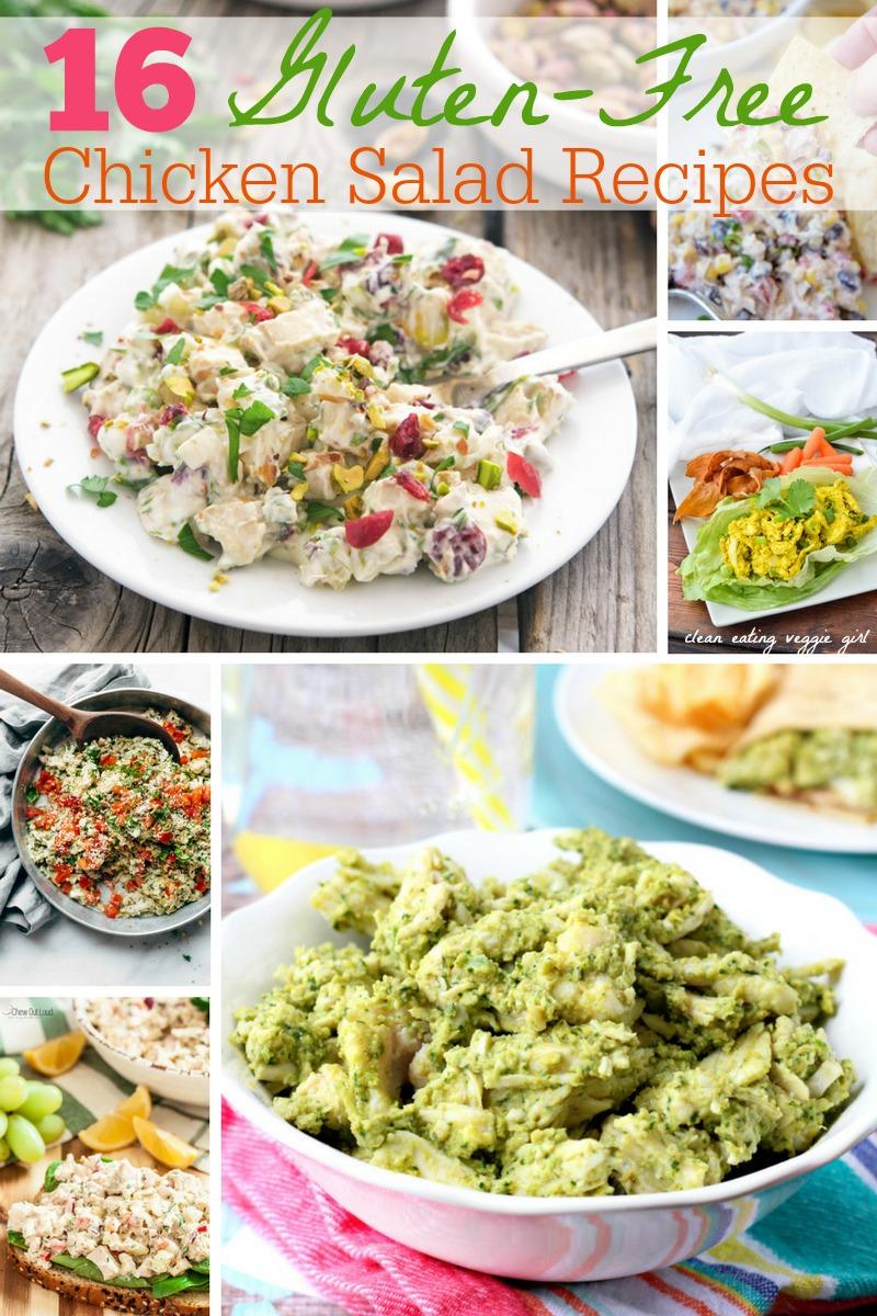 Chicken Salad Recipe Gluten Free